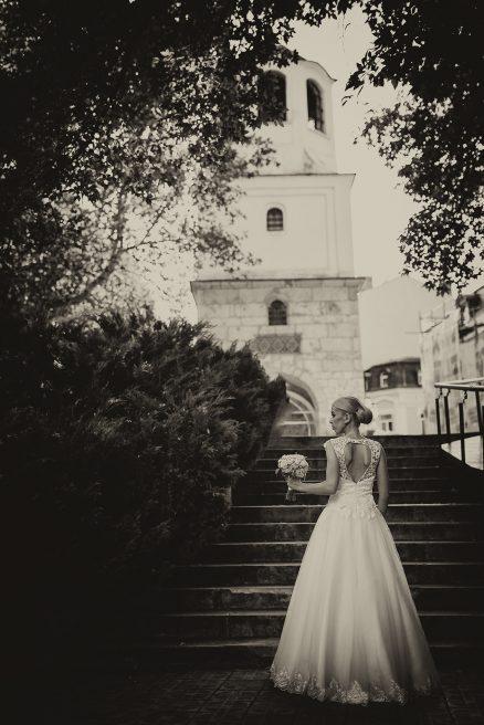 Сватбен ден Веляна и Николай