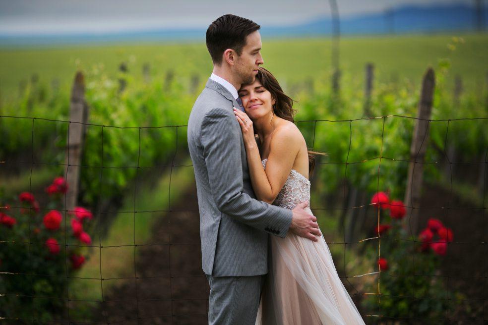 Сватбен ден Диана и Александър
