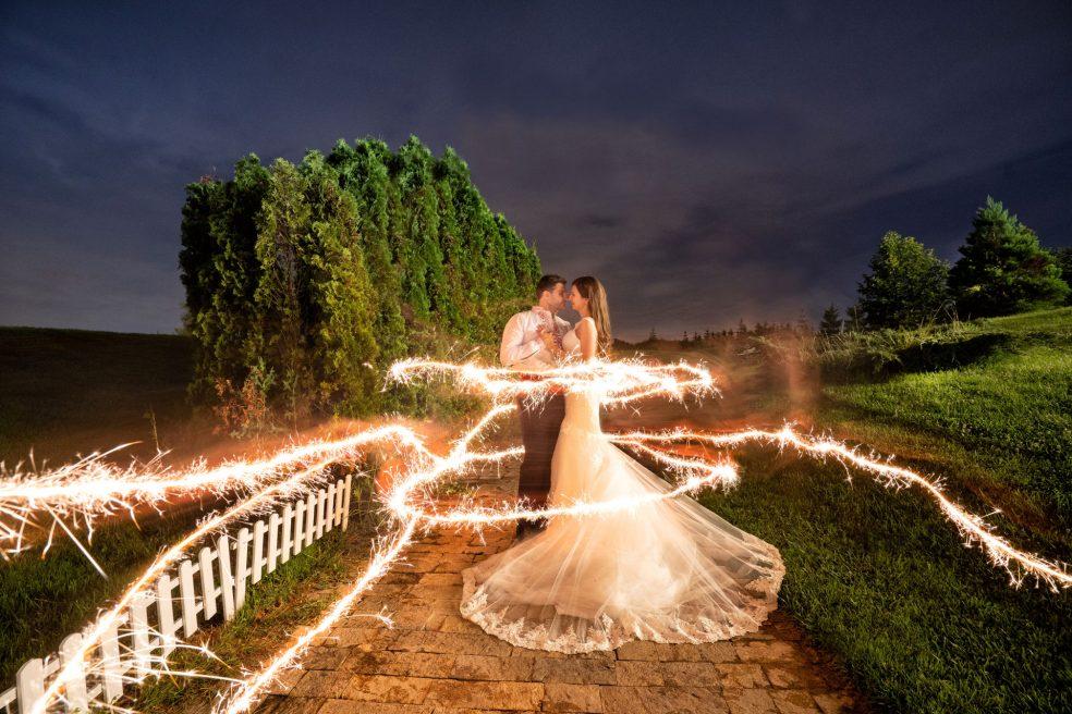 Сватбен ден Елена и Виктор