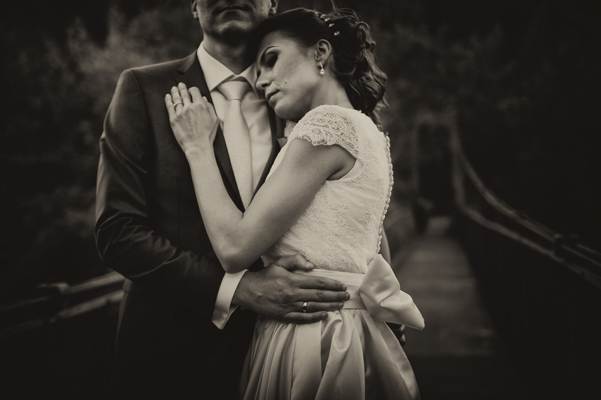 Сватбен ден Яна и Атанас