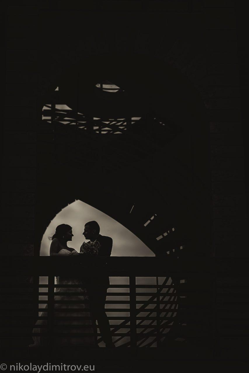 Сватбен ден Теодора и Стоян