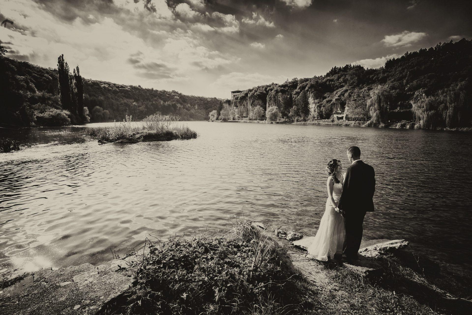 Сватбен ден Илина и Тони