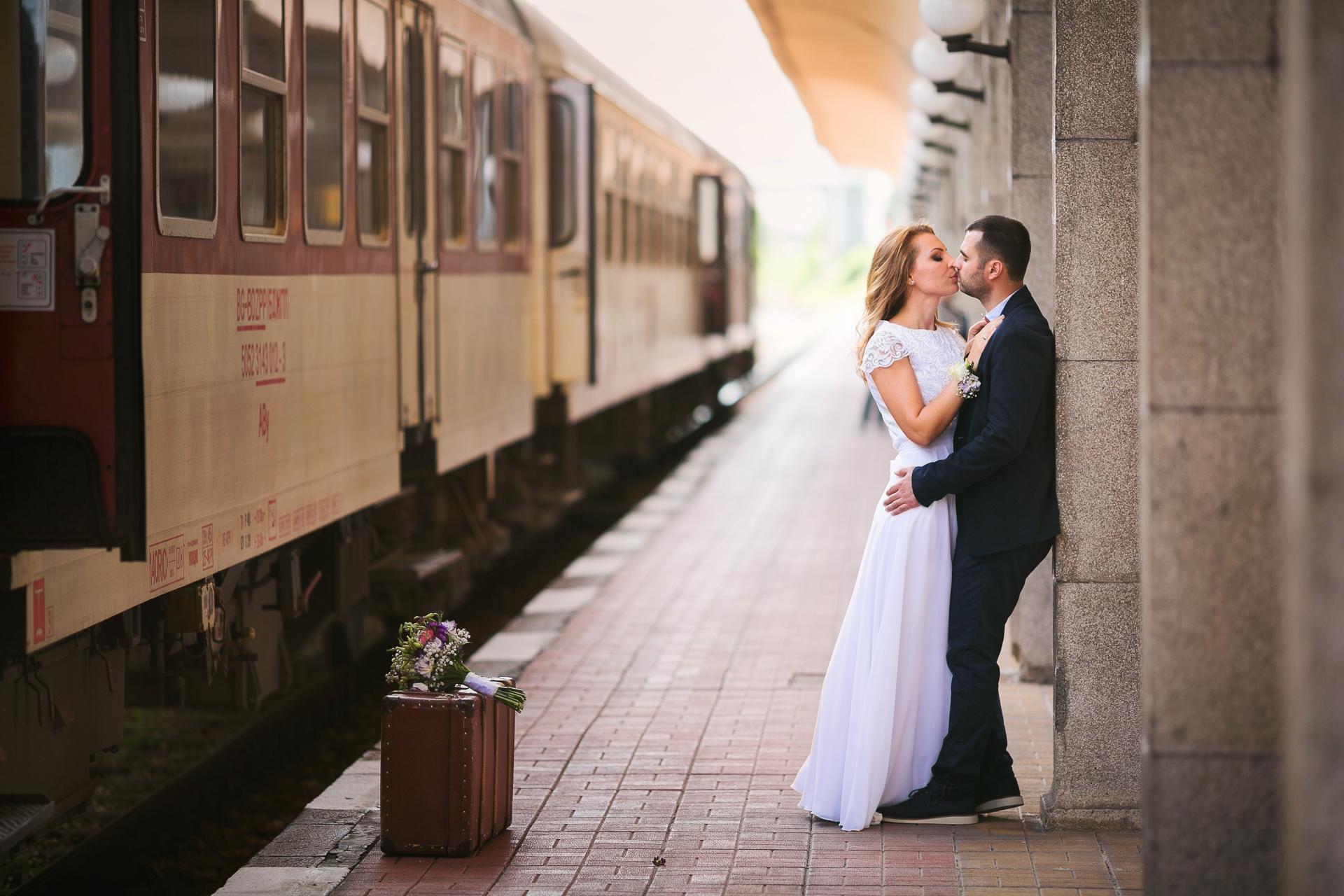 Сватбен ден Антония и Иво