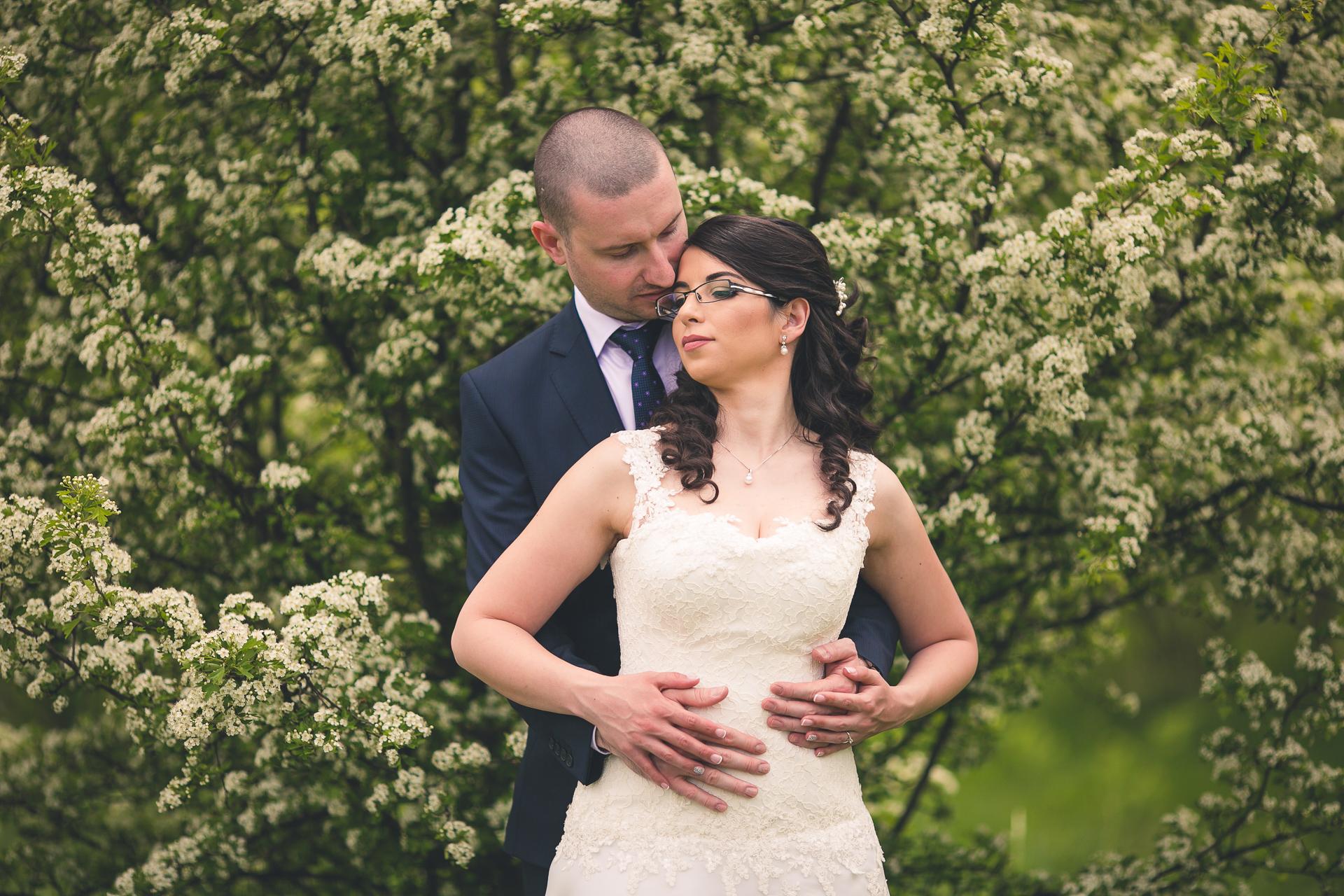 Сватбен ден Александра и Мариян